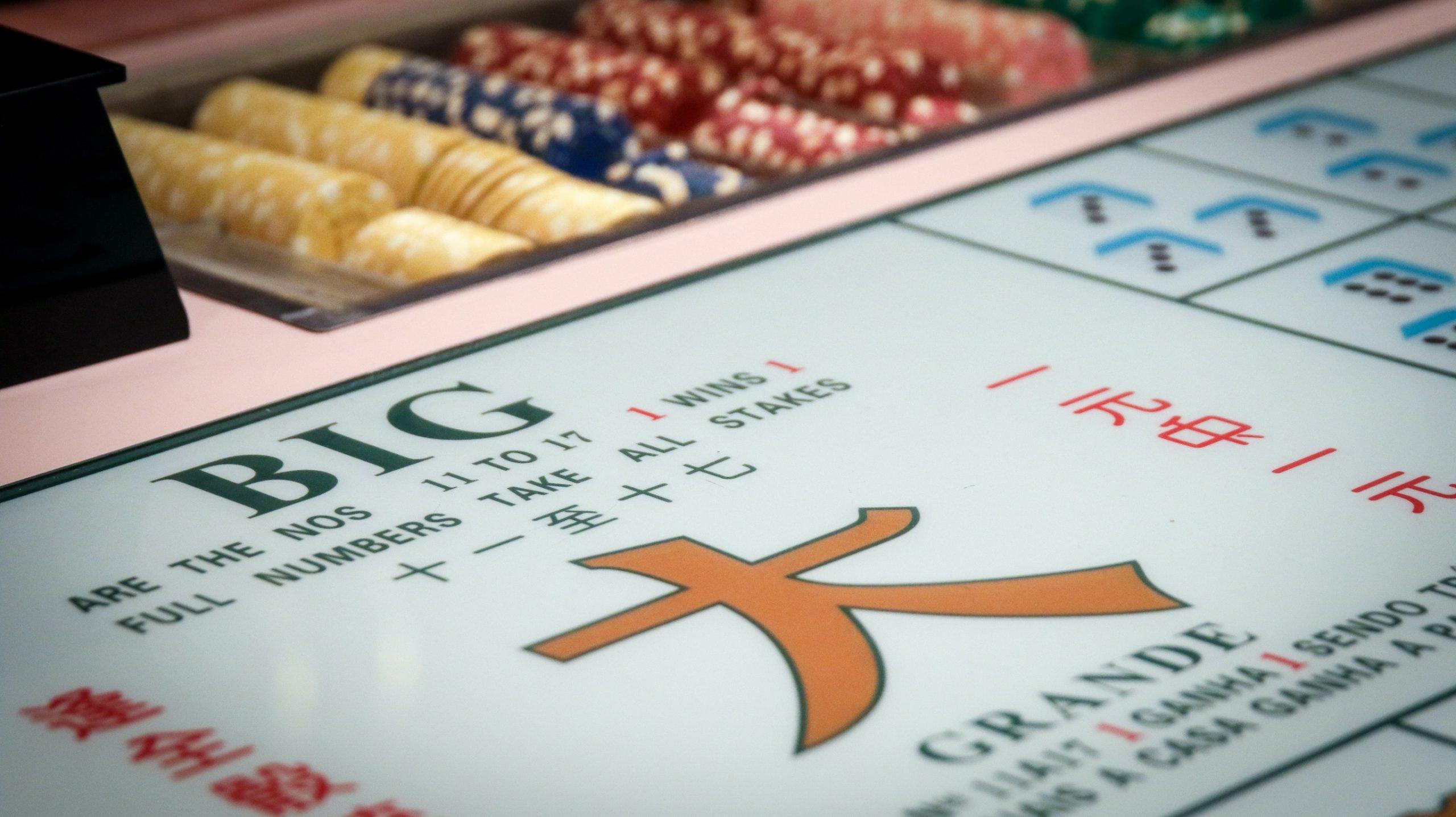 Online Casino- The Top 3 Online Casino Games!